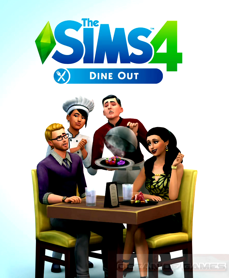 the sims 4 dine out free download download games for free. Black Bedroom Furniture Sets. Home Design Ideas