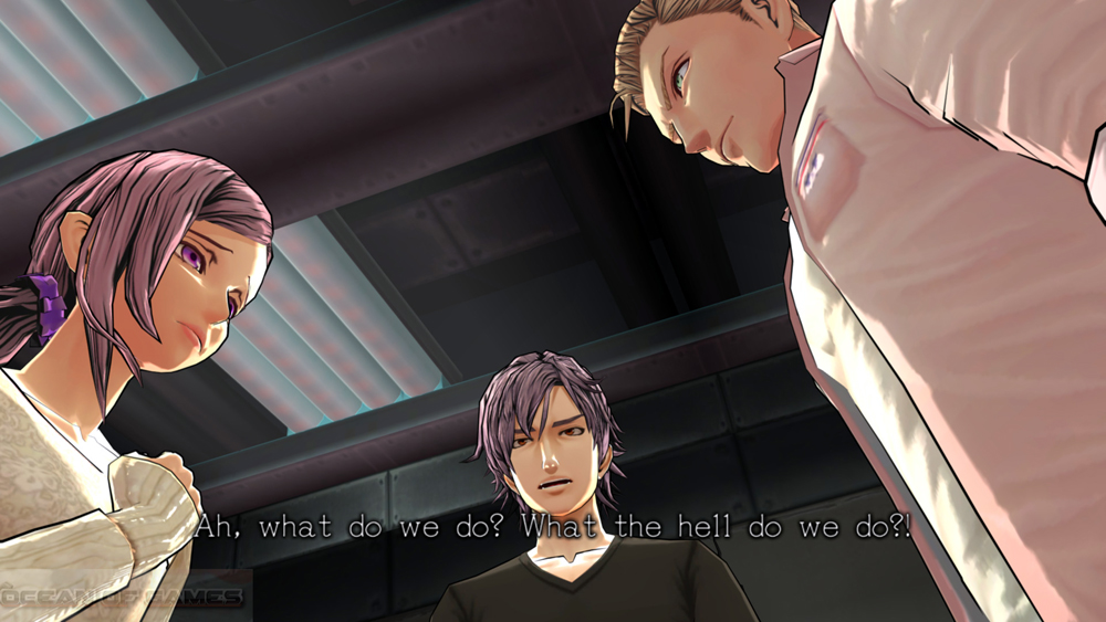 Zero Escape Zero Time Dilemma Features
