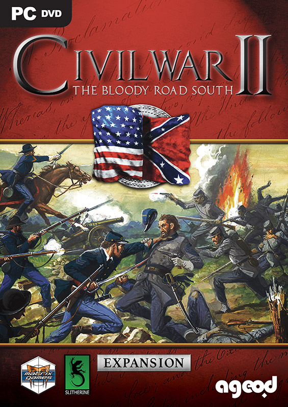 Civil War II The Bloody Road South Free Download