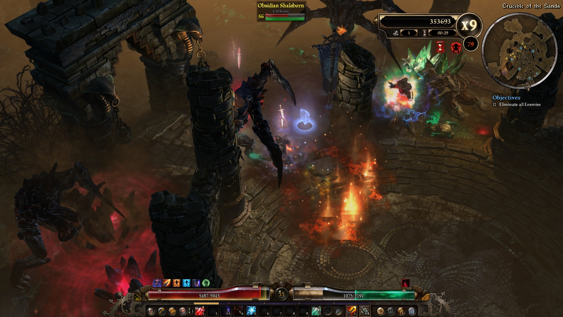 Grim Dawn Crucible Setup Free Download