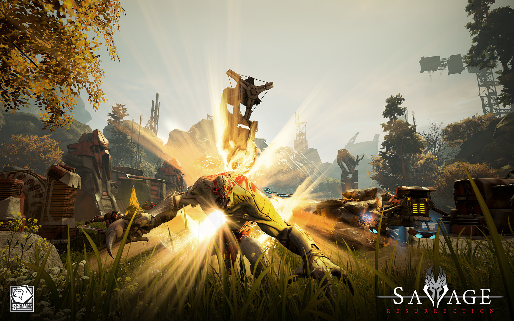 Savage Resurrection Download For Free