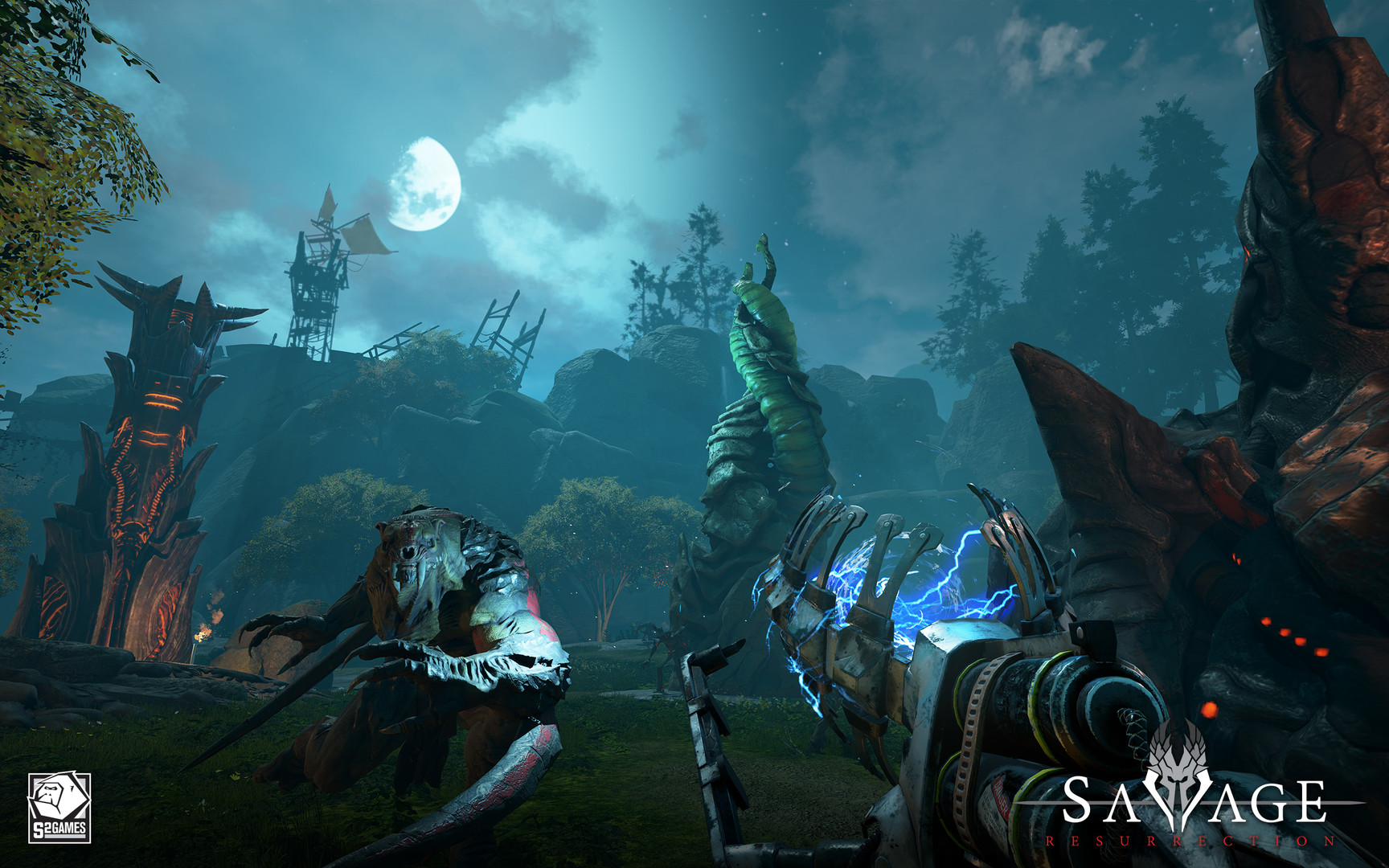 Savage Resurrection Setup Free Download