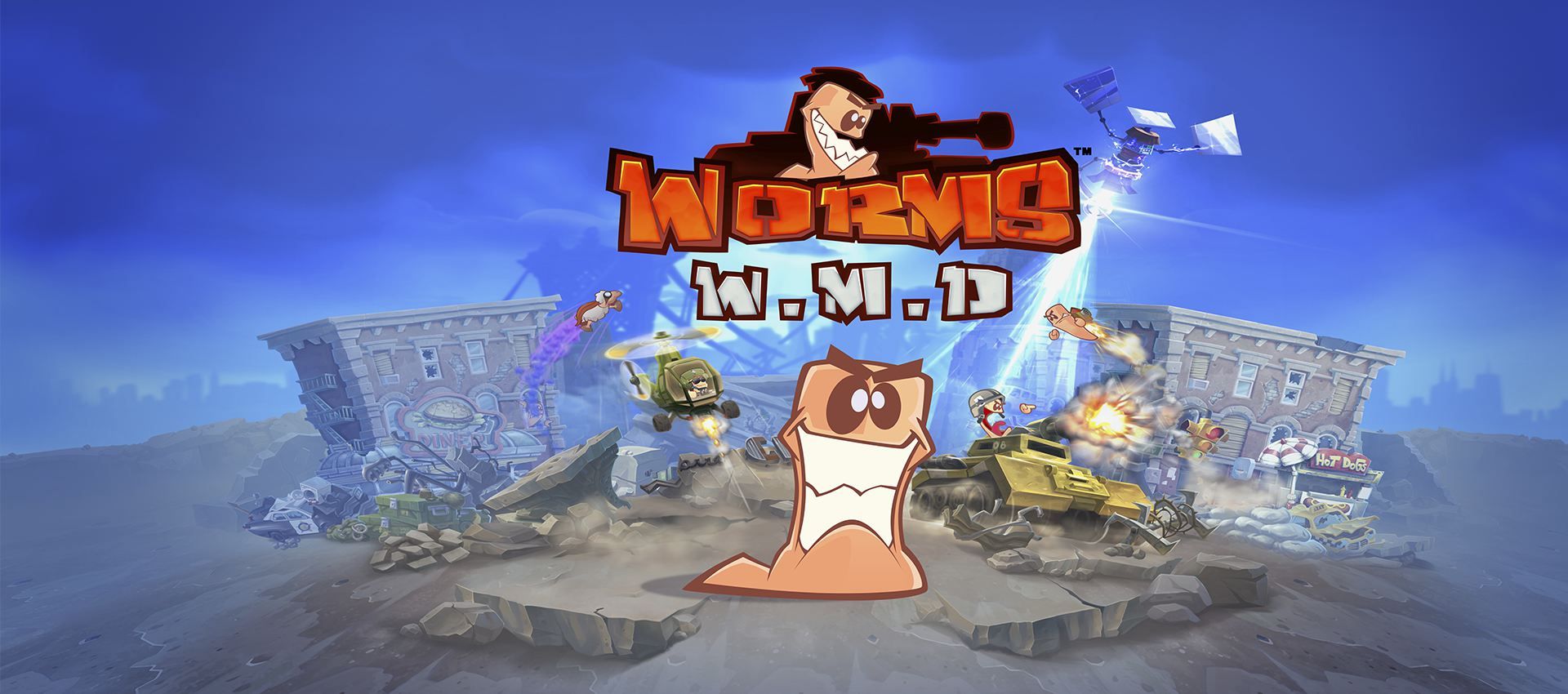 Worms WMD Free Download