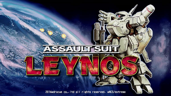 Assault Suit Leynos Free Download