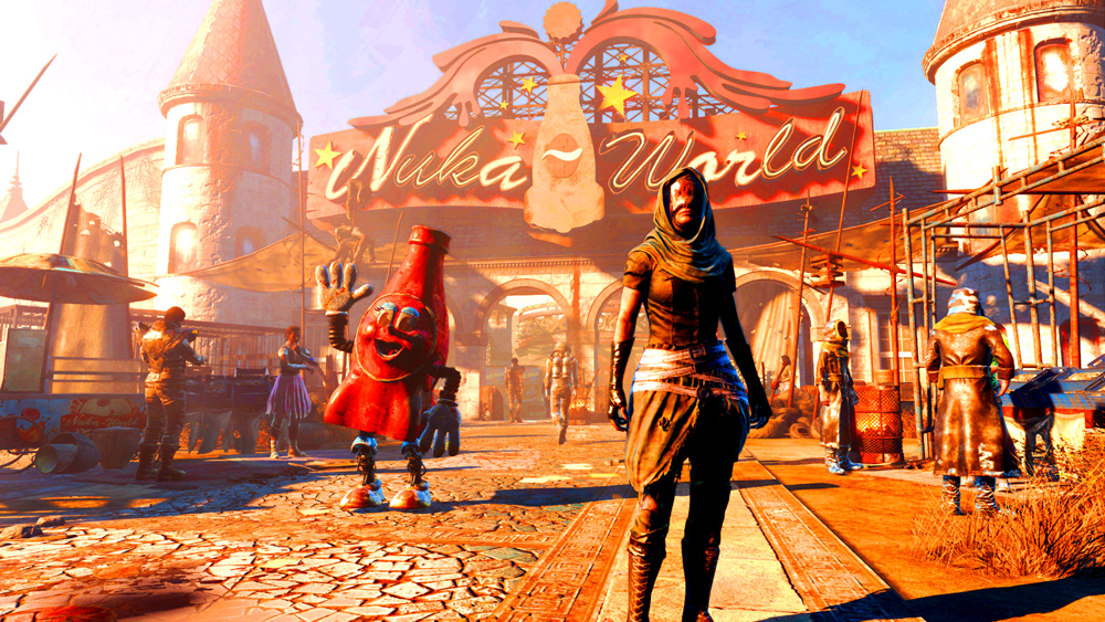Fallout 4 Nuka World Setup Free Download