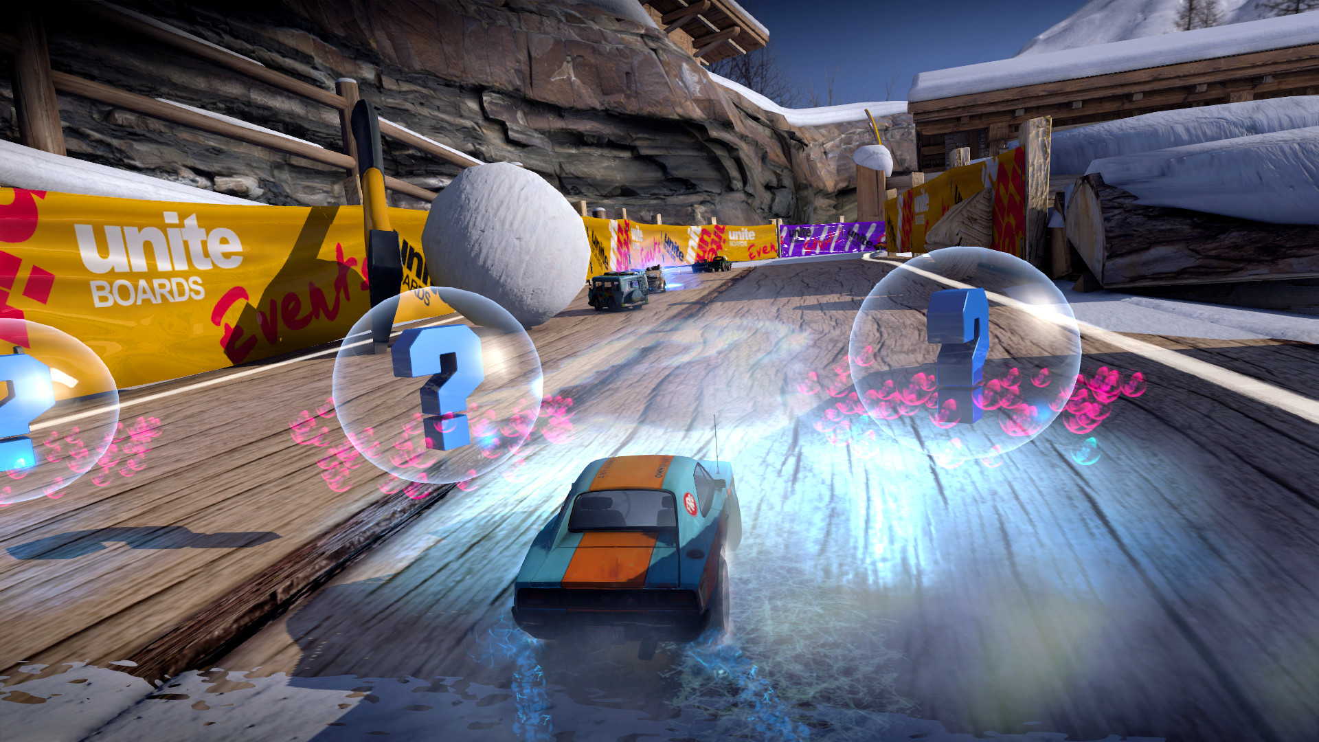 Table Top Racing World Tour Tropical Ice Pack Download For Free