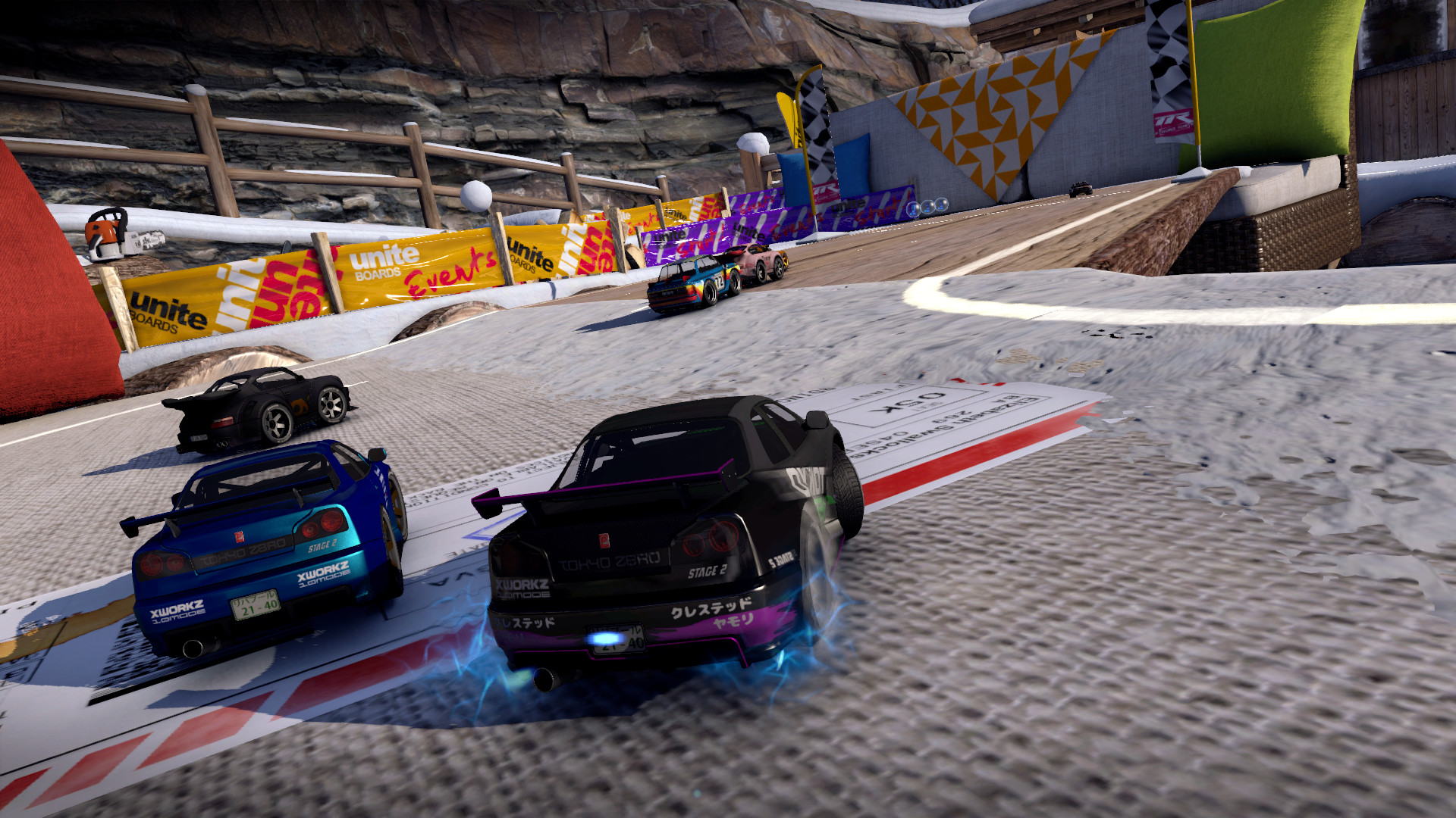 Table Top Racing World Tour Tropical Ice Pack Setup Free Download