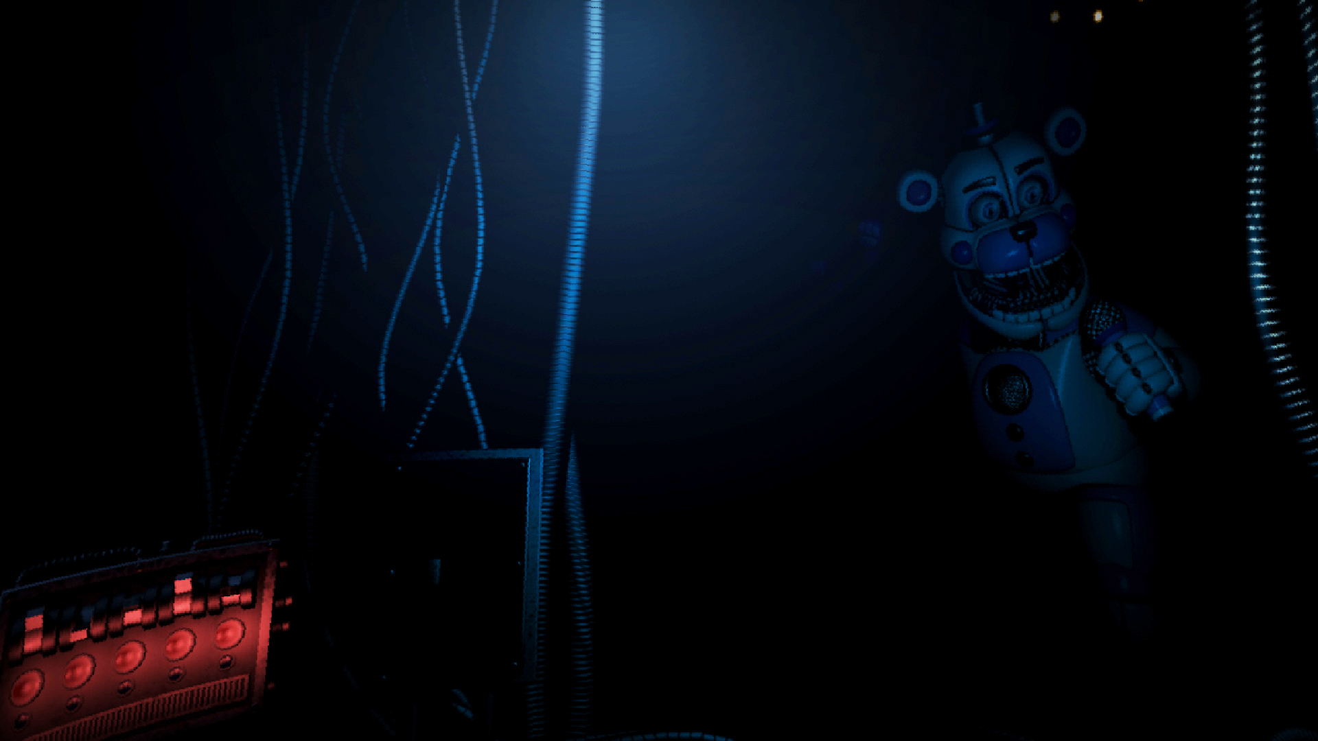 5 nights of freddy sister location game