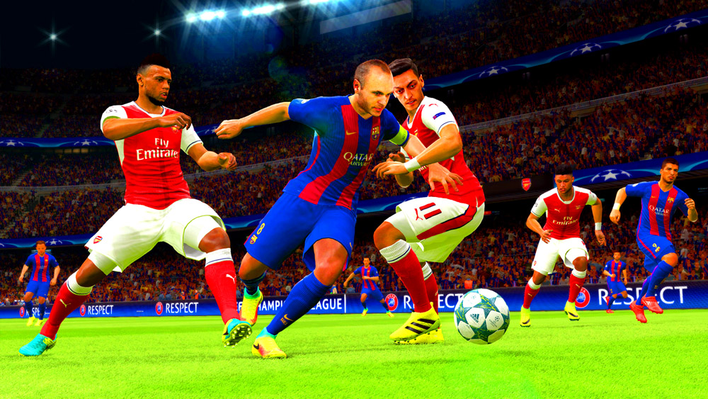 pes 2017 for computer free download