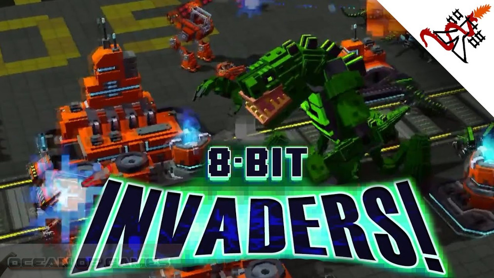 8 Bit Invaders PROPER Free Download