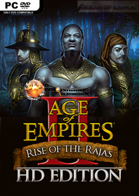 Age of Empires II HD Rise of the Rajas Free Download
