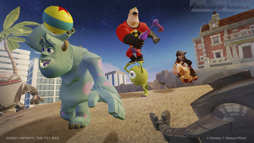 Disney Infinity 1.0 Gold Edition Setup Download For Free