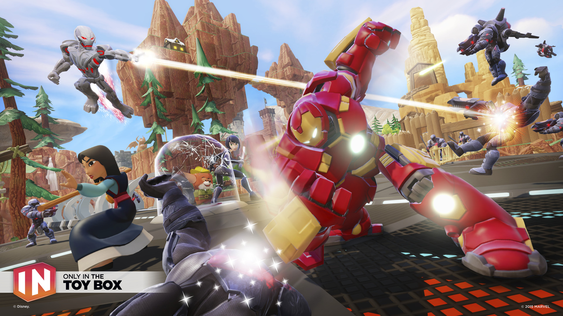 Disney Infinity 3 0 Gold Edition Free Download