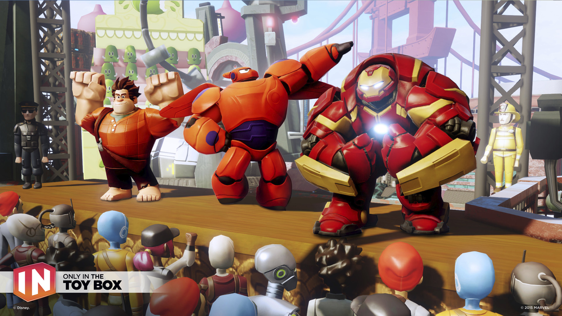 Disney Infinity 3.0 Gold Edition Setup Free Download