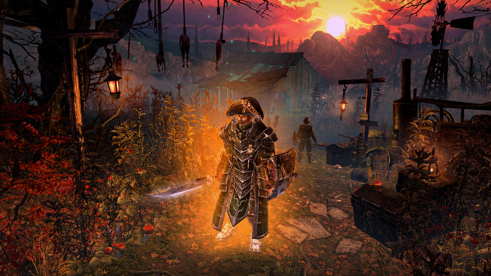 Grim Dawn Loyalist Setup Free Download