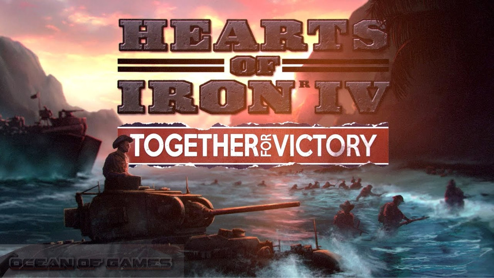 Hearts of Iron IV Together for Victory Free Download