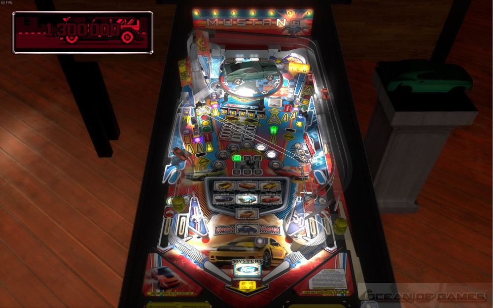 Stern Pinball Arcade Features