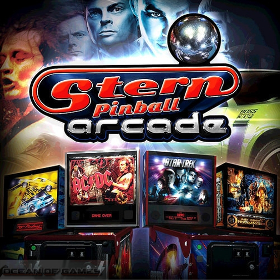 Stern Pinball Arcade Free Download