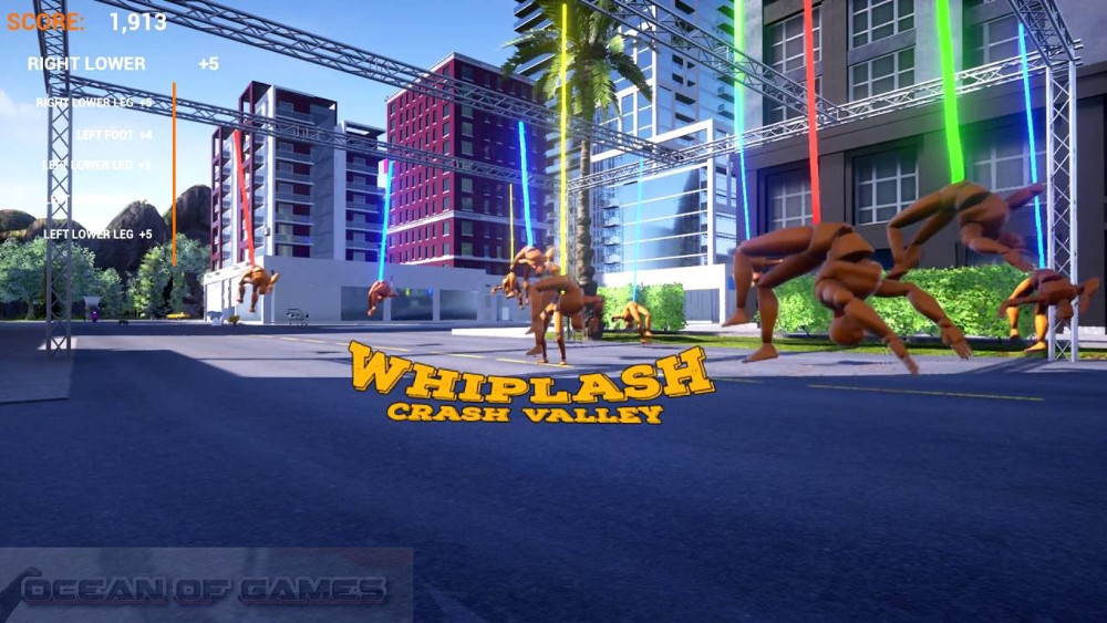 Whiplash Crash Valley Free Download