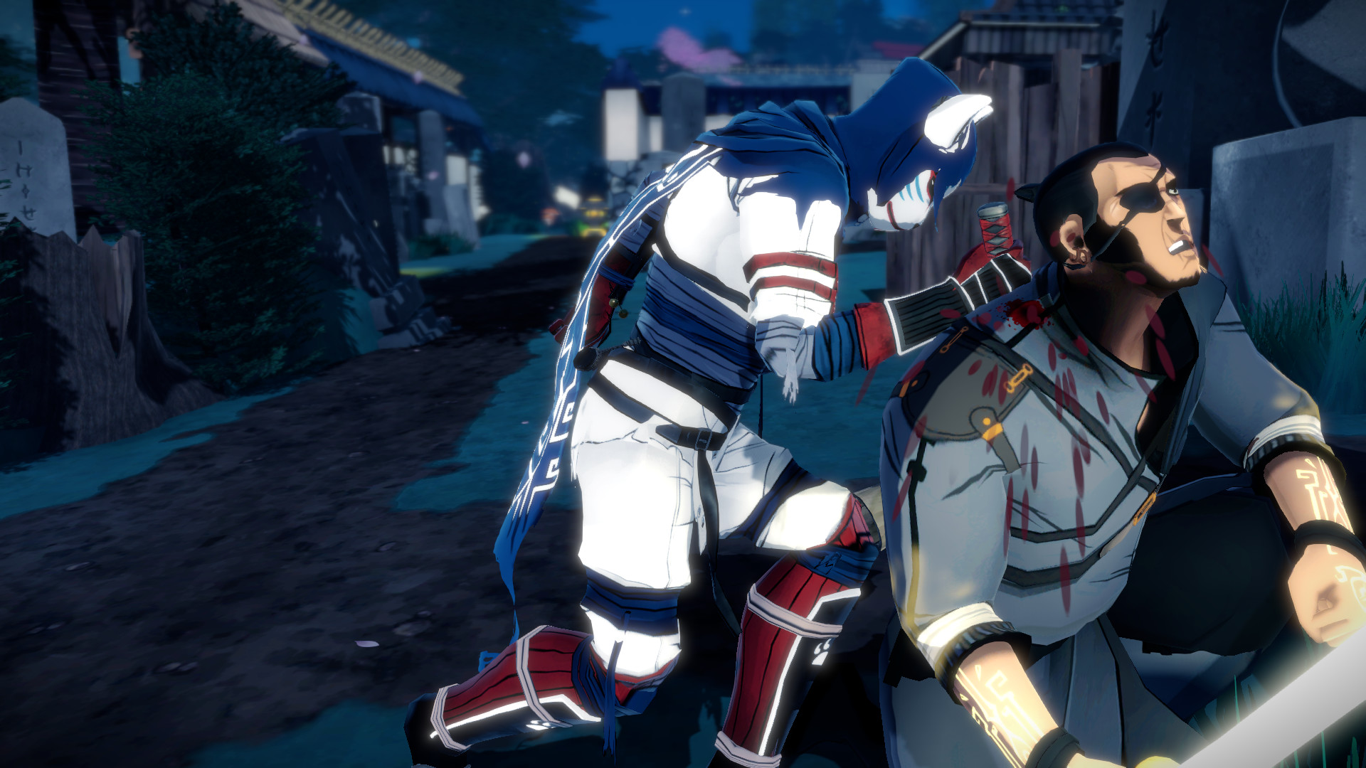 Aragami Assassin Masks Features