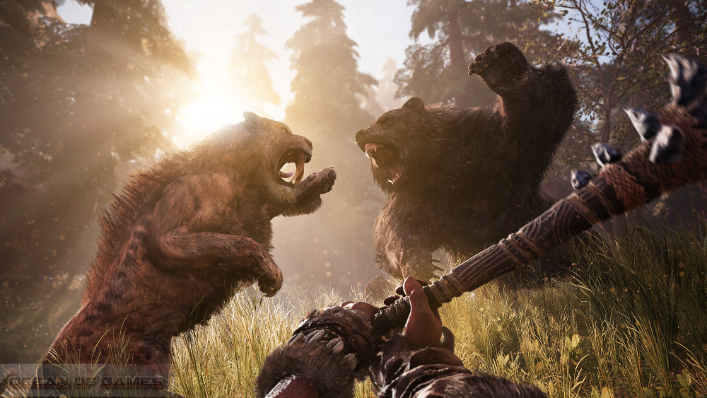 Far Cry Primal Setup Free Download