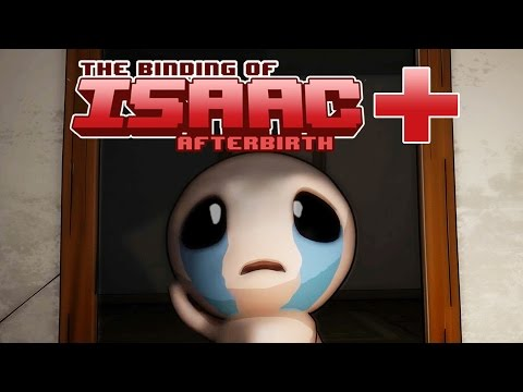 Binding of Isaac: Rebirth/Afterbirth Statistics HUD