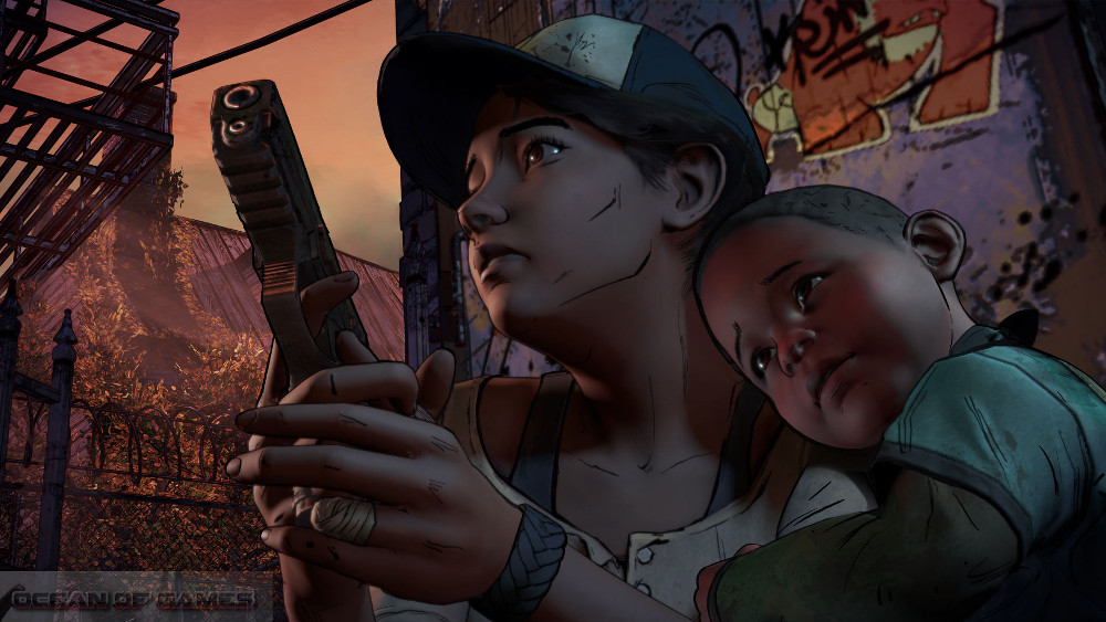 The Walking Dead A New Frontier Episode 2 Setup Free Download