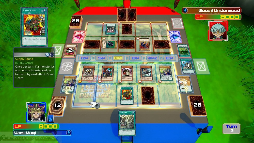 yu gi oh para pc download