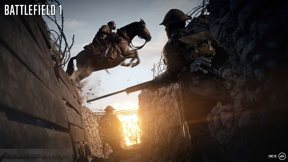 Battlefield 1 Features