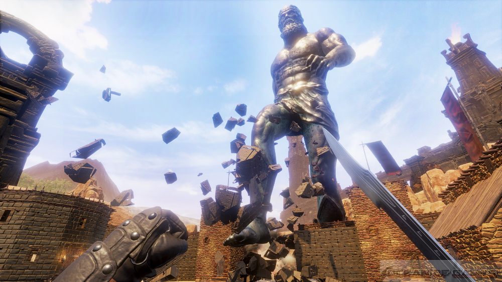 Conan Exiles Features