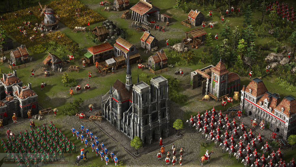 Cossacks 3 Rise to Glory Download For Free