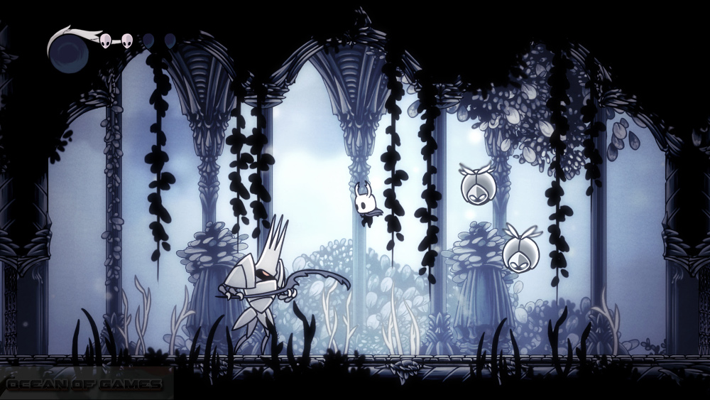 Hollow Knight Features