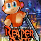 Monkey Land 3D Reaper Rush Free Download