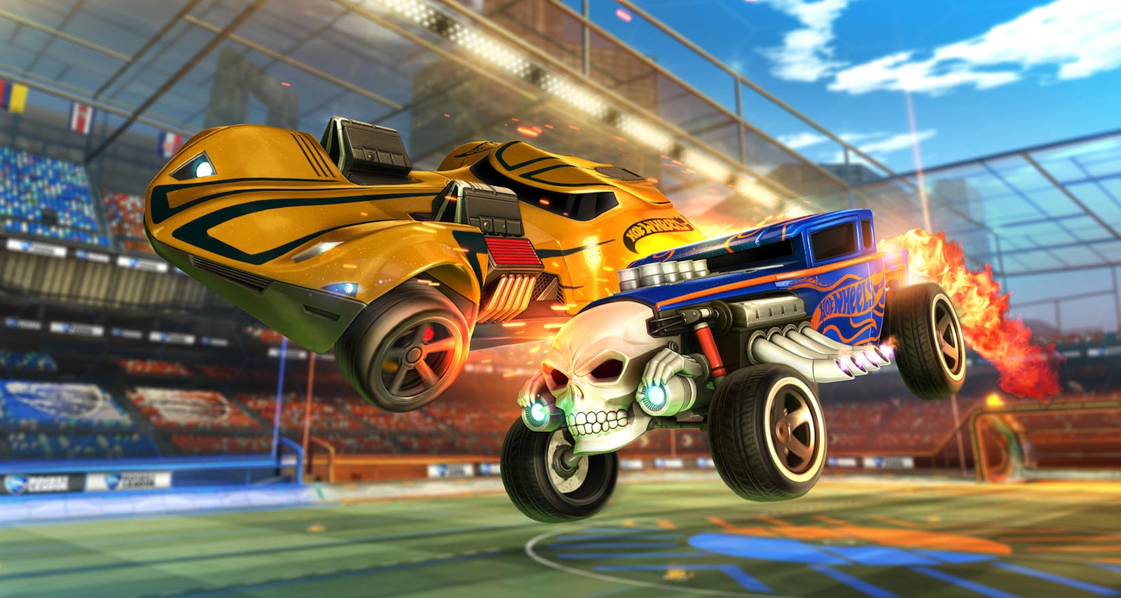 Rocket League Hot Wheels Edition Setup Free Download
