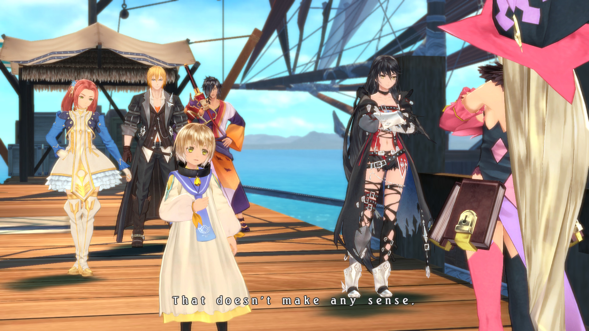 Tales of Berseria Setup Free Download