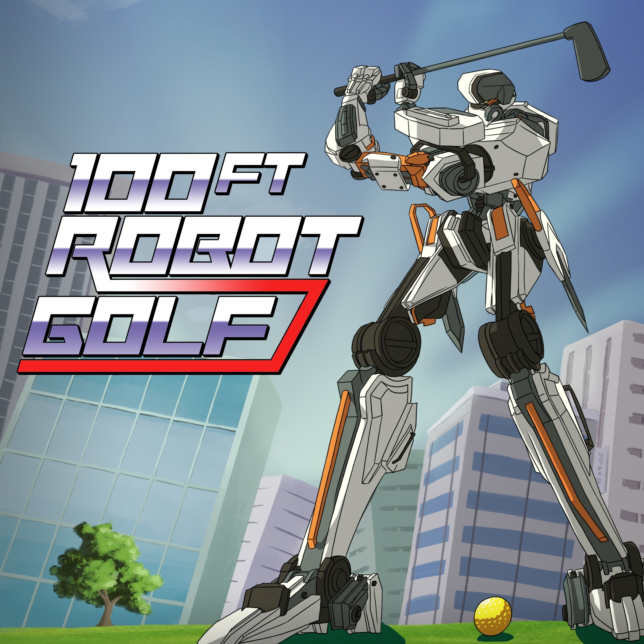 100ft Robot Golf Free Download