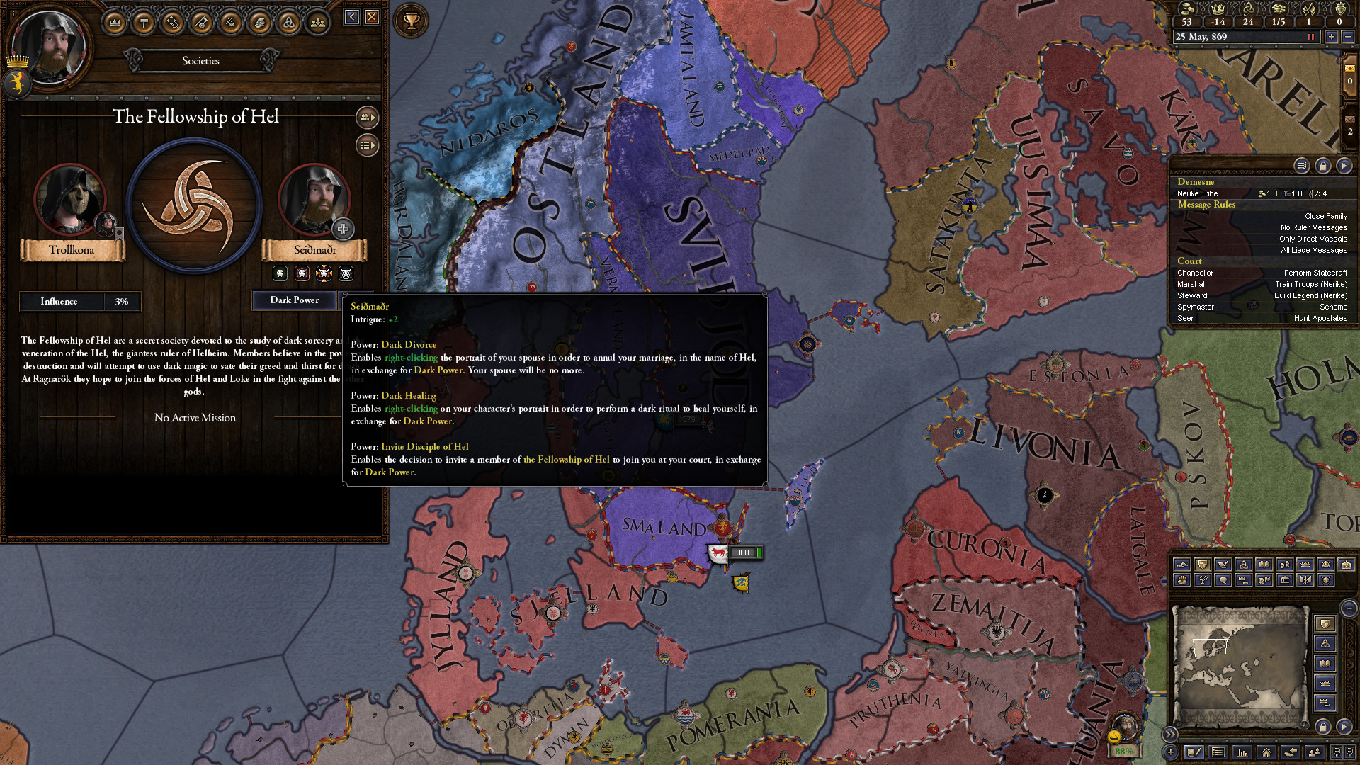 Crusader Kings II Monks and Mystics Download For Free