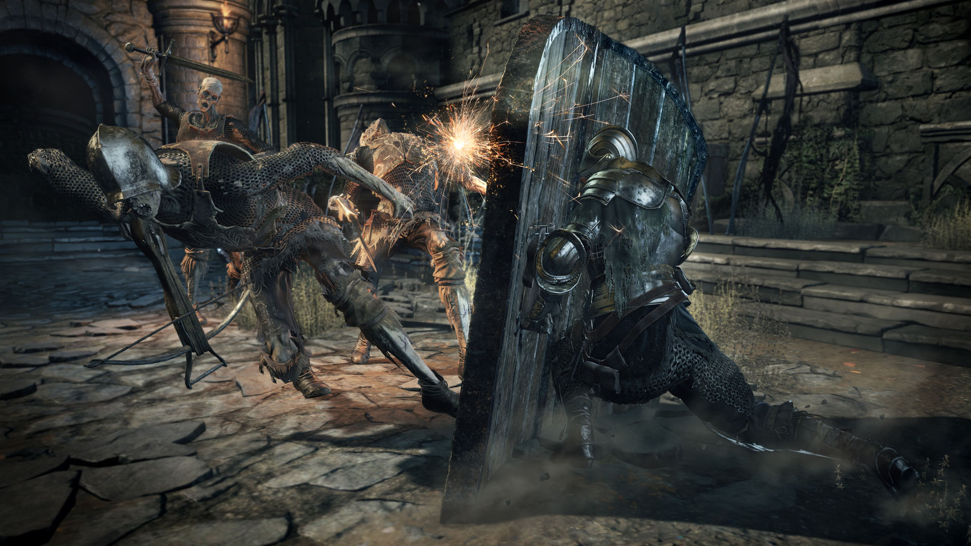 Dark Souls III The Ringed City Features