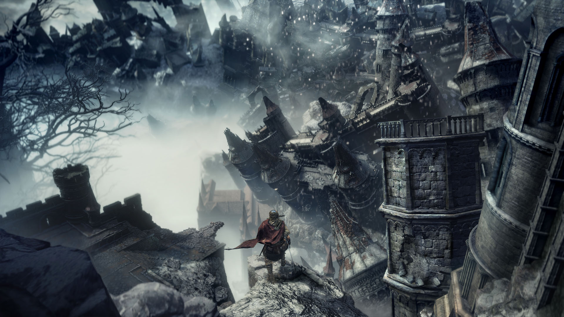 Dark Souls III The Ringed City Setup Free Download