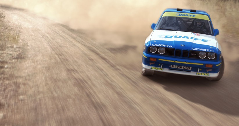Dirt Rally With Update Features