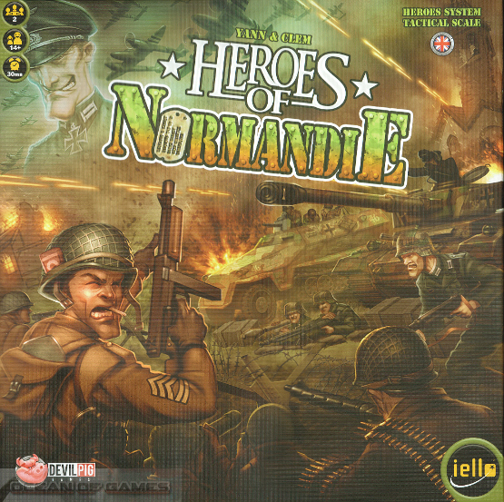 Heroes of Normandie Free Download - Ocean Of Games