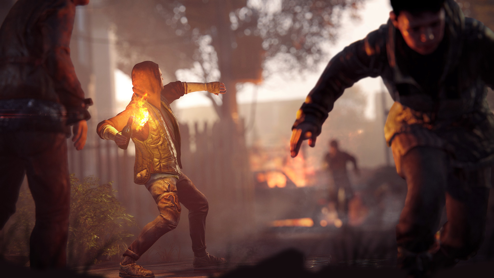 Homefront The Revolution Setup Free Download