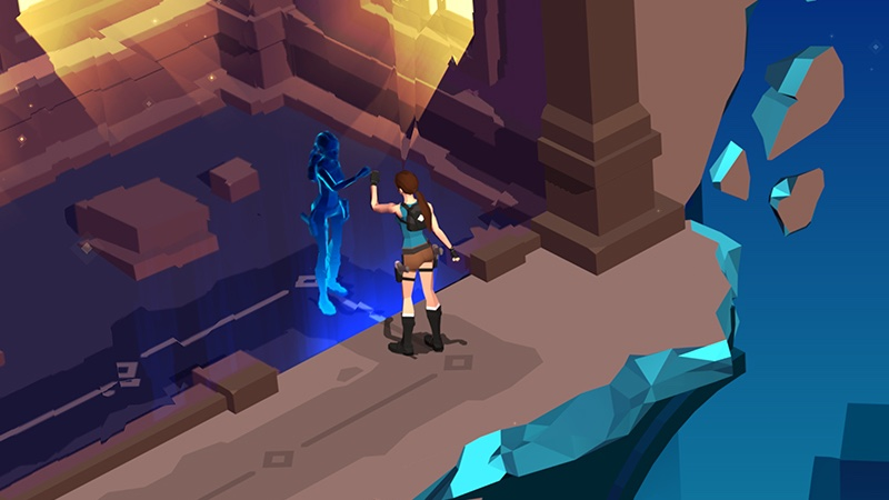 Lara Croft GO The Mirror of Spirits Download For Free