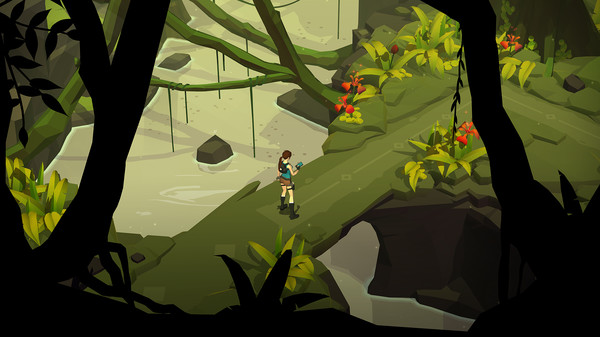 Lara Croft GO The Mirror of Spirits Setup Free Download