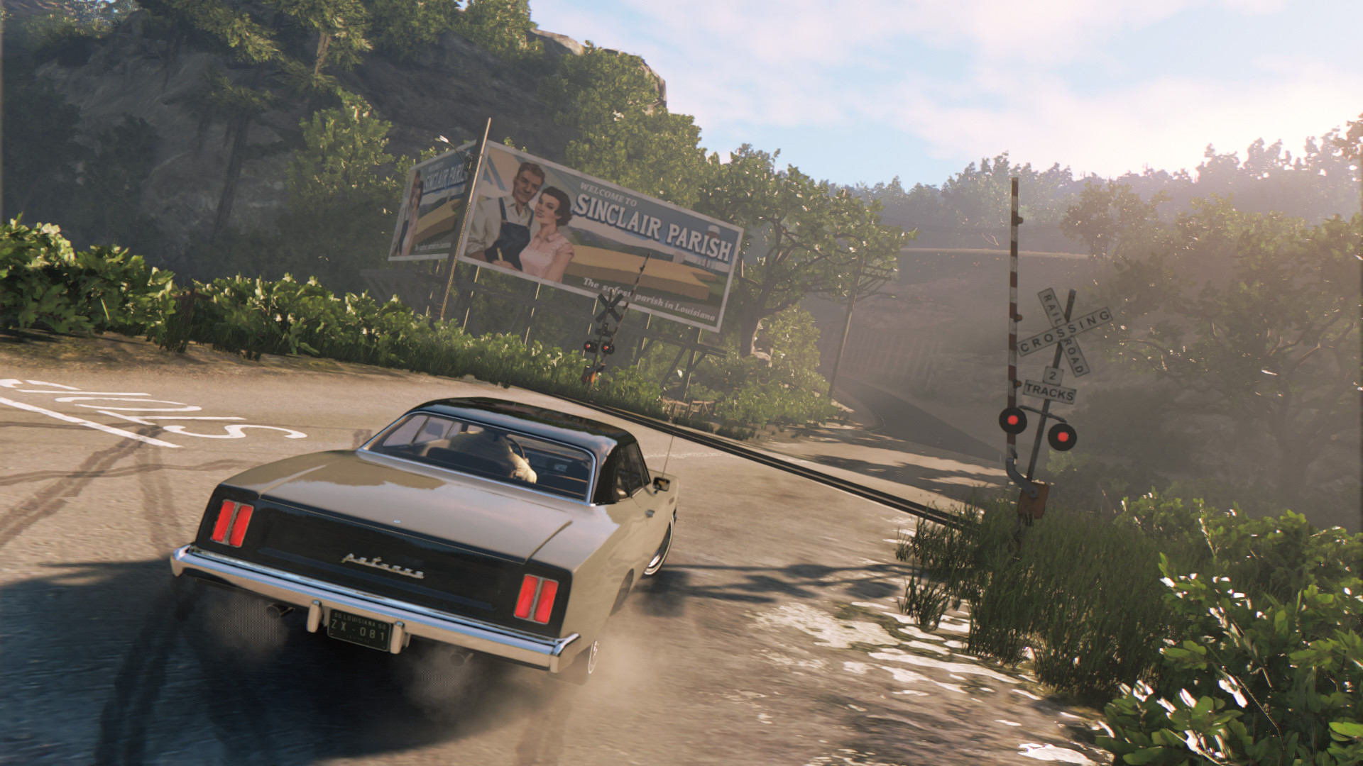 Mafia III Faster Baby Features