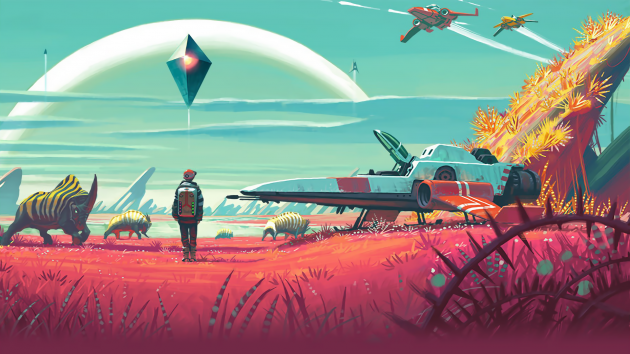 No Mans Sky The Path Finder Download For Free