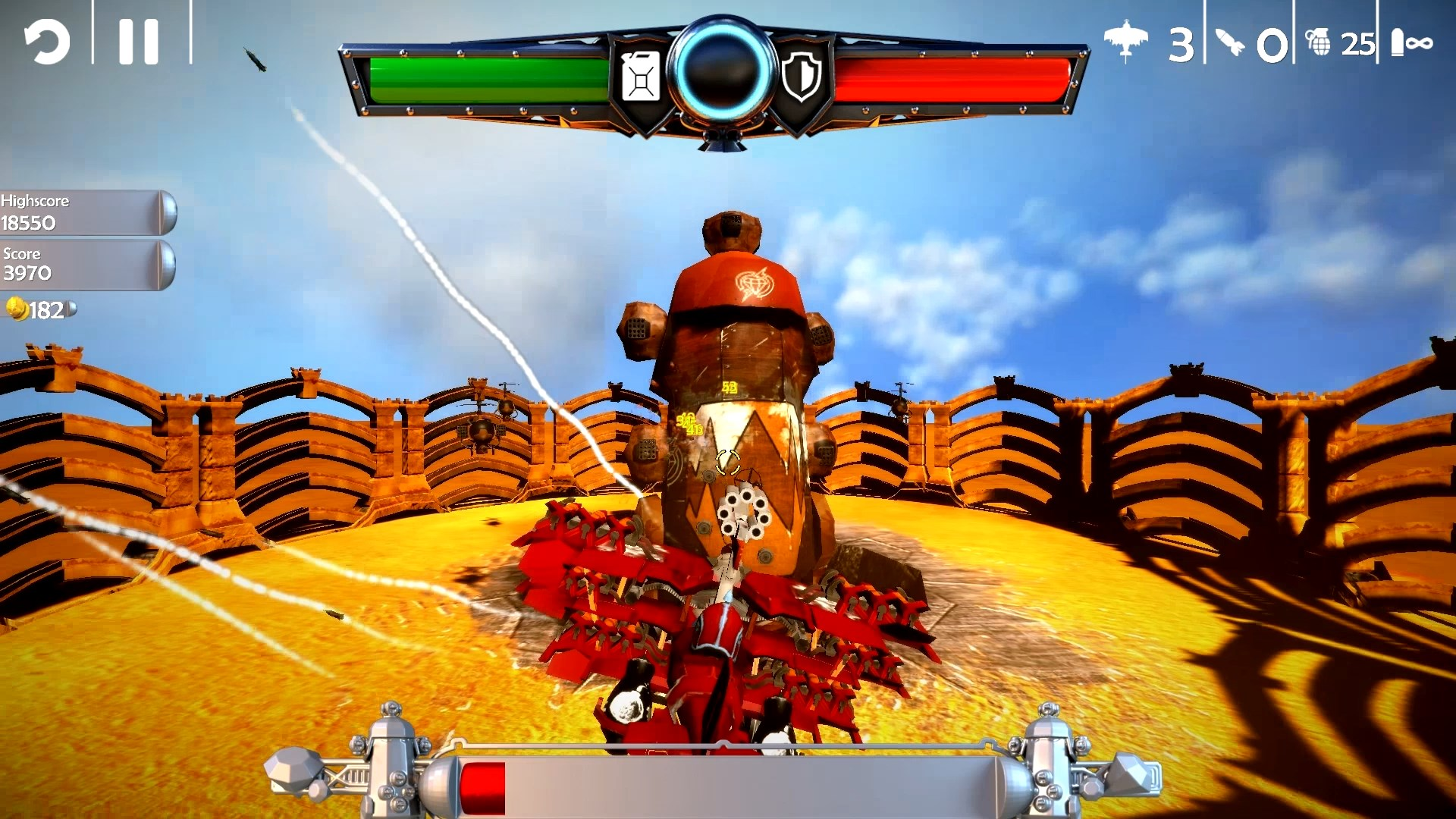 Red Barton and The Sky Pirates Setup Free Download