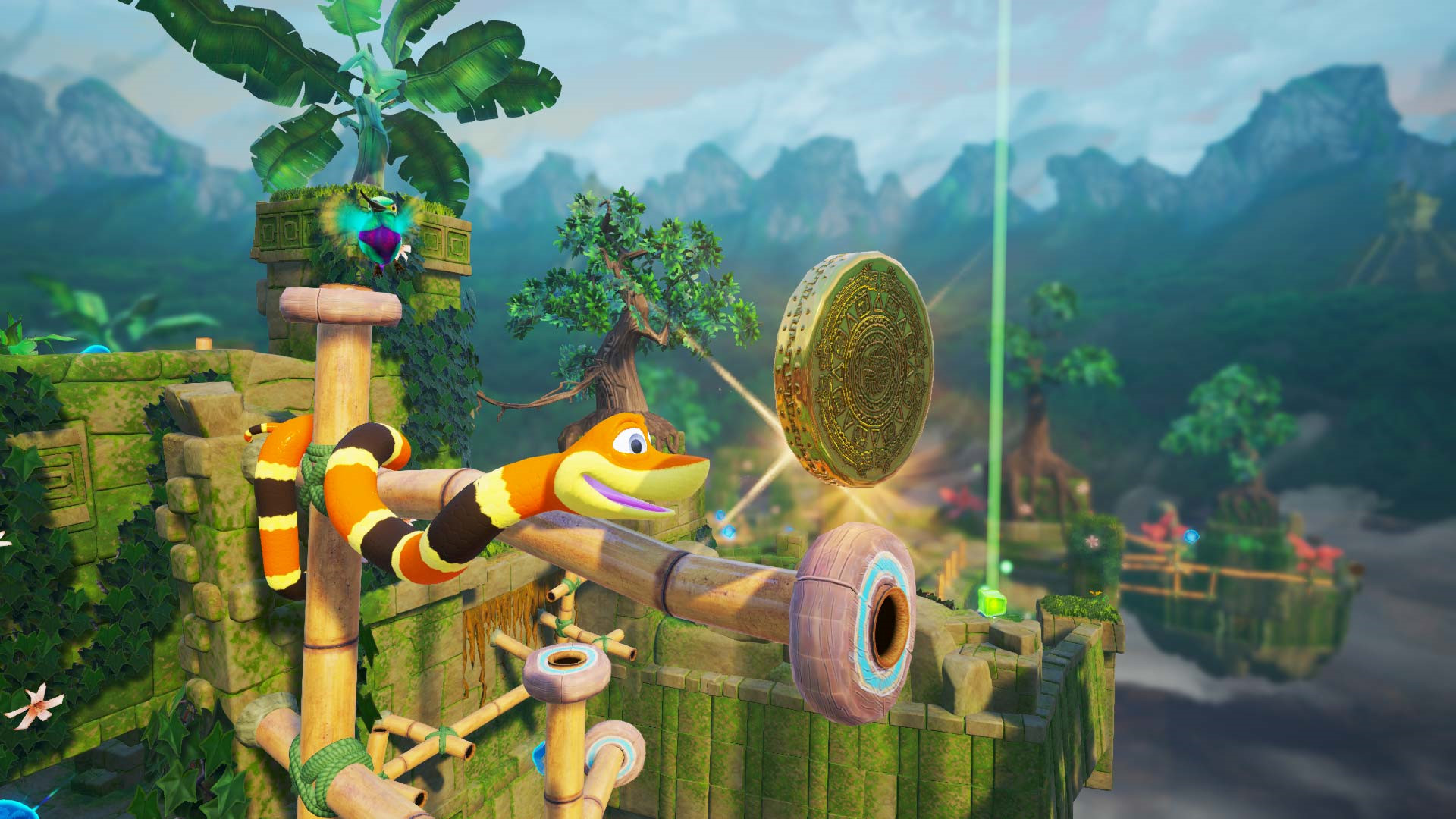 Snake Pass Features