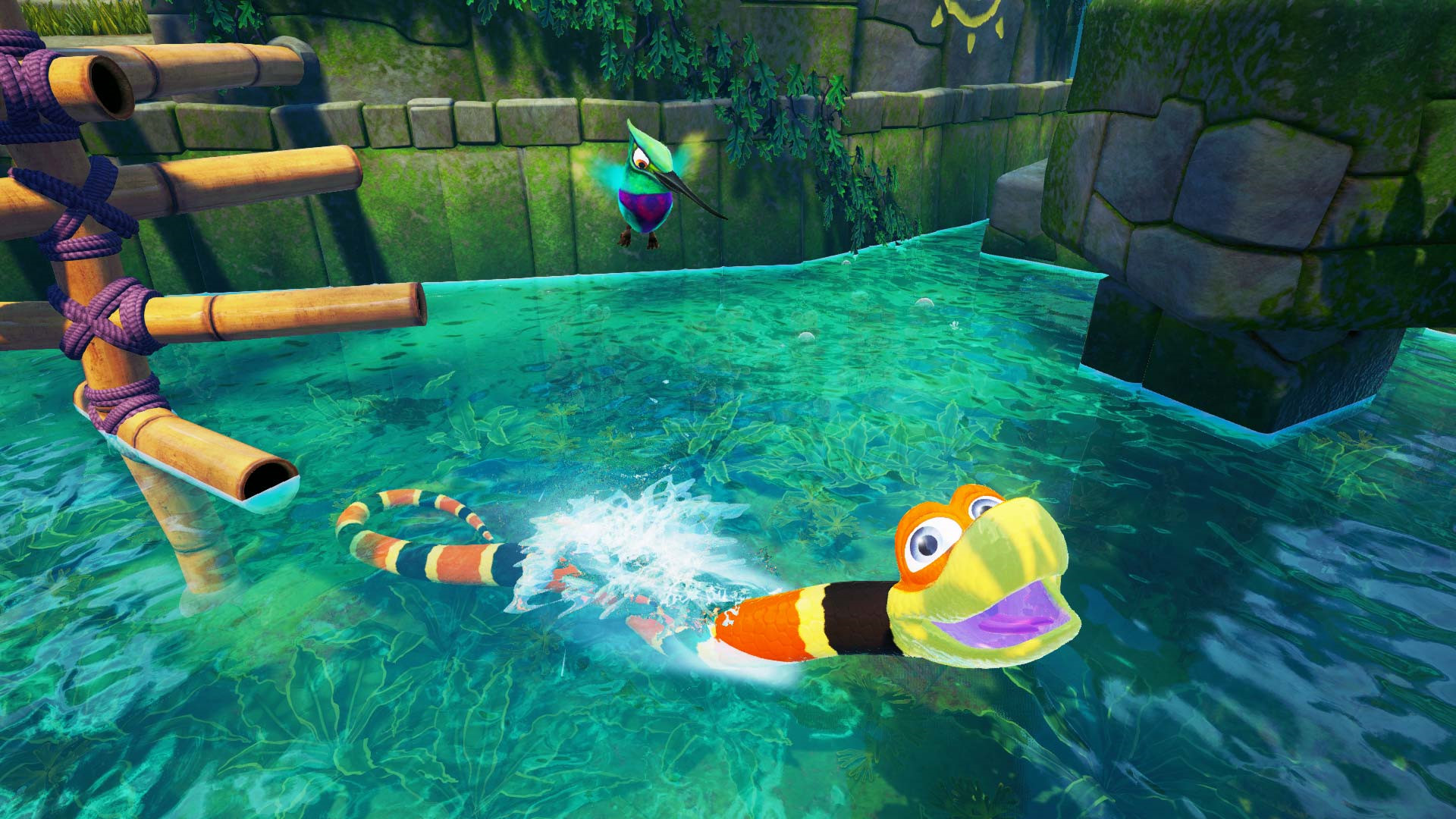 Snake Pass Setup Free Download