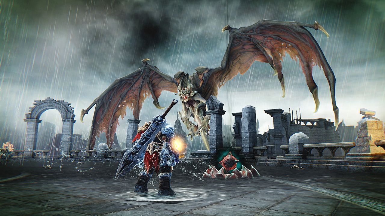 Darksiders Warmastered Edition Setup Free Download